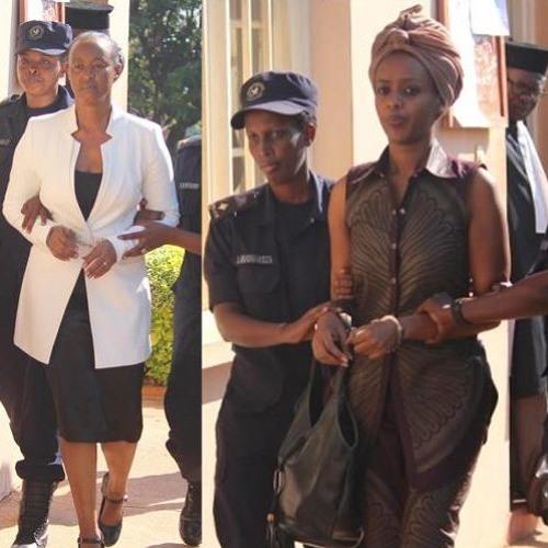 Le pied à Papineau, CKVL 100,1: Diane Rwigara en prison au Rwanda;  Émerence Nyrakahakizima en parle