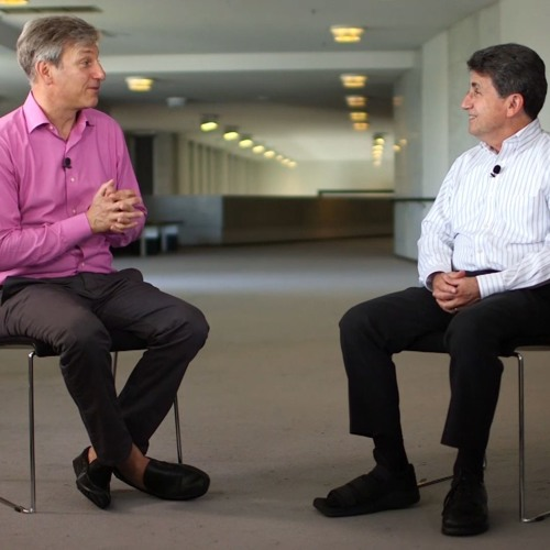 Chuck Gomes and Eliott Noss discuss ICANN's early days   ICANN History Project