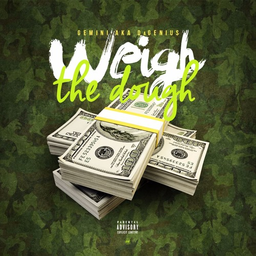 Weigh the dough