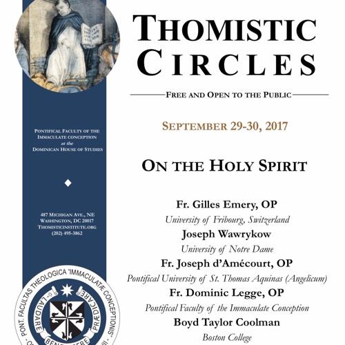 Fr. Joseph d'Amécourt - Thomas Aquinas & the Gifts of the Holy Spirit