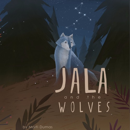 Jala and the Wolves- Available at Audible.com