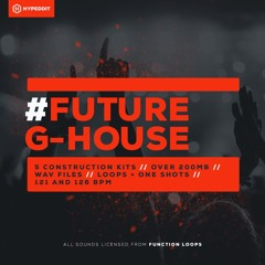 #Future G-House - Free Sample Pack by Hypeddit [Free Download]