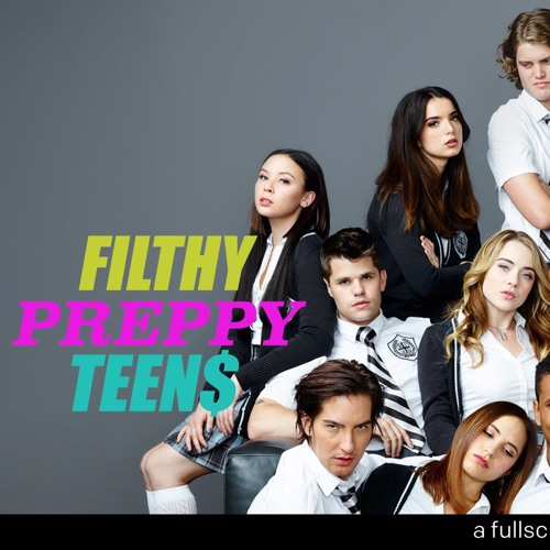 Filthy Preppy Teens - Theme