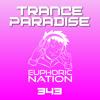 Euphoric Nation - Trance Paradise 343 2017-10-12 Artwork