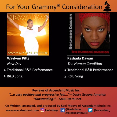 For Your Grammy® Consideration