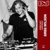 Greg Wilson - DJ Mag Weekly Podcast 73 2017-10-19 Artwork