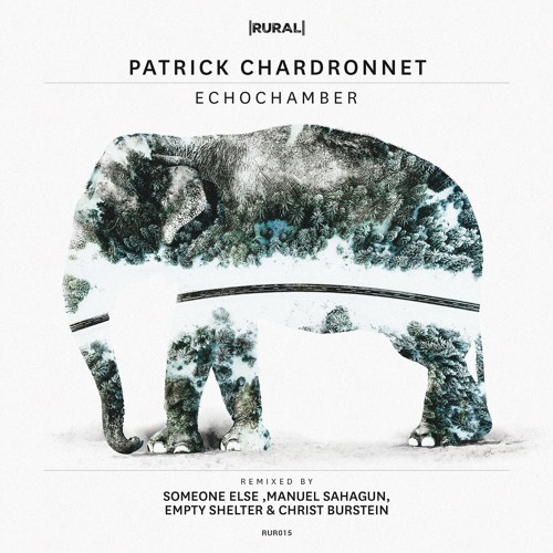 RUR015 - PATRICK CHARDRONNNET - ECHOCHAMBER
