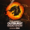 Mark Sherry - Outburst Radioshow 534 2017-10-20 Artwork