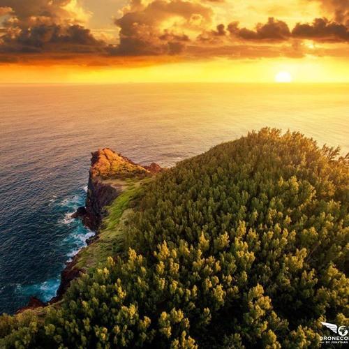 NAYAH / Hypnotic Sunset At Reunion Island N°2 ( Vinyl Only)