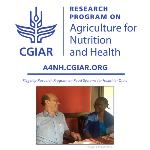 Food Systems: A Global Perspective- Part 2 - Agriculture for Nutrition and Health (A4NH) Podcast