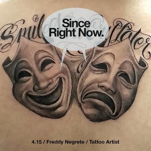 4.15 Freddy Negrete / Tattoo Artist