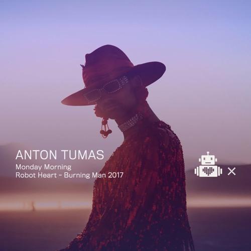 Anton Tumas - Robot Heart 10 Year Anniversary - Burning Man 2017