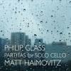 Glass: Partita No. 1 for Solo Cello