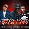 Knock Out · Shelow Shaq, Noriel, La Manta Portada del disco