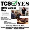 #TCSYes 2017-10-19 Rosman Middle Career Day, Brevard High Concert Choir