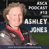 ASCA Podcast #13 - Ashley Jones