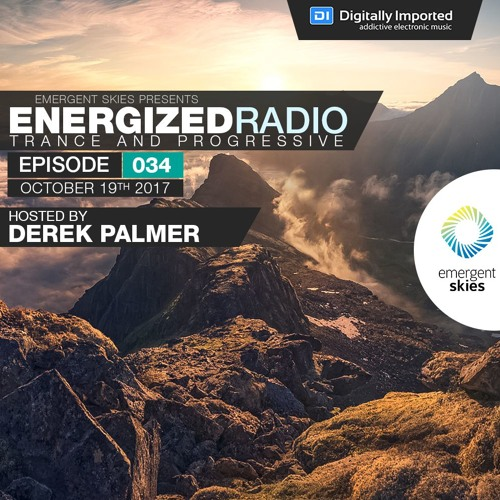Energized Radio 034 with Derek Palmer