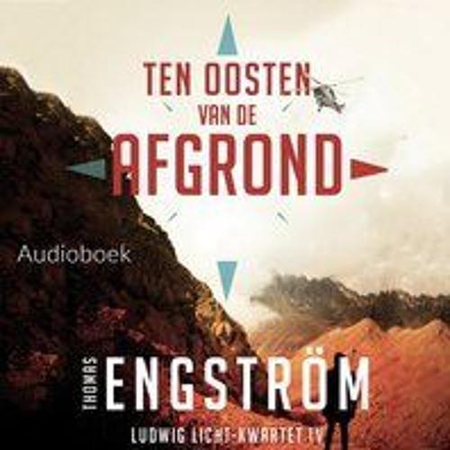 Ten oosten van de afgrond - Thomas Engström, voorgelezen door Bas van Werven
