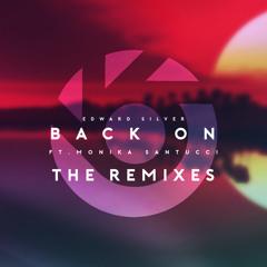 Edward Silver - Back On (feat. Monika Santucci) (AndyM Remix)