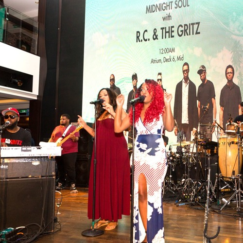 Soul Talk: RC & The Gritz on the SuperCruise 2017