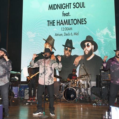 Soul Talk: The Hamiltones on the SuperCruise 2017
