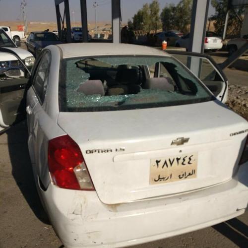 ضرب و شتم خبرنگار رادیو فردا در منطقه اقلیم کردستان عراق