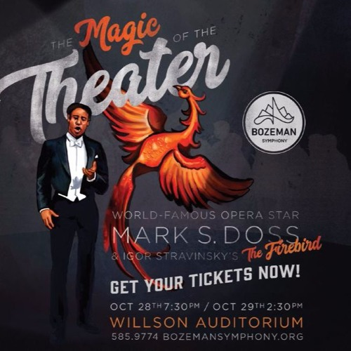The Magic Of The Theater Podcast with Matthew Savery