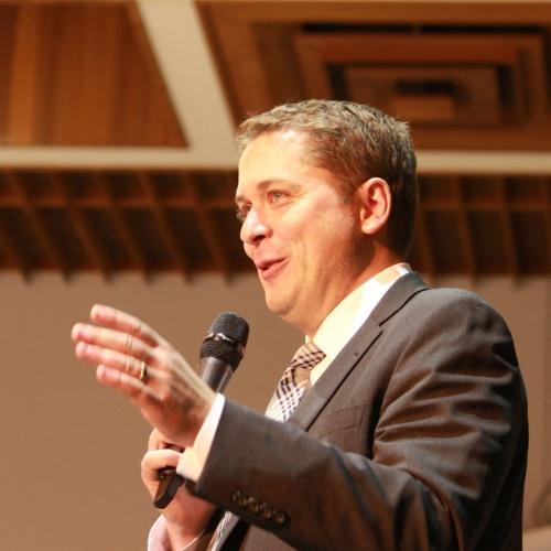Opposition Leader Andrew Scheer Speaking In Hamilton Oct 2017