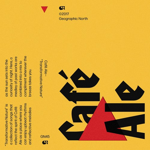 Café Ale - 'Transformative Nature'
