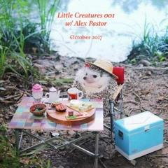 Alex Pastor - Little Creatures 001 [Oct. 2017, 10 Twenty Radio]