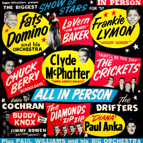 The Biggest Show Of Stars in Vancouver, 1957