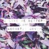 <3 i like me better - Lauv (acoustic cover)