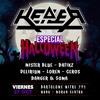 MISTER BLUE - Halloween Mix @Kepler bass music