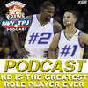 Hoops Brews #56: KD is the Greatest Role Player Ever (feat. Kevin)