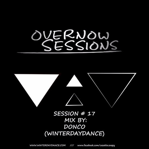 Overno-Sessions 17 by Donco
