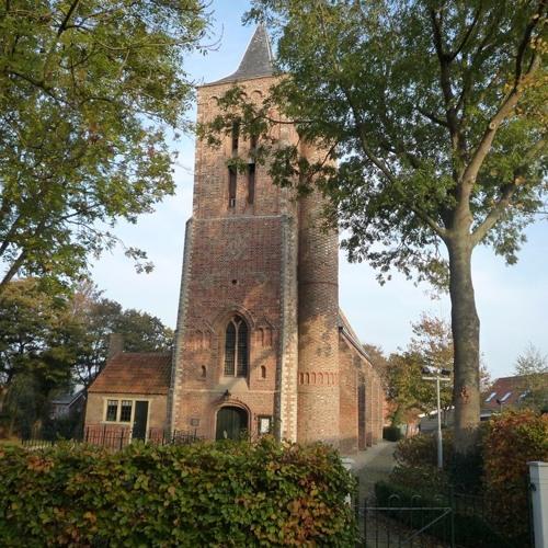 Kerkdient 22 oktober 2017 in  Ritthem Ds. H.van Eerden