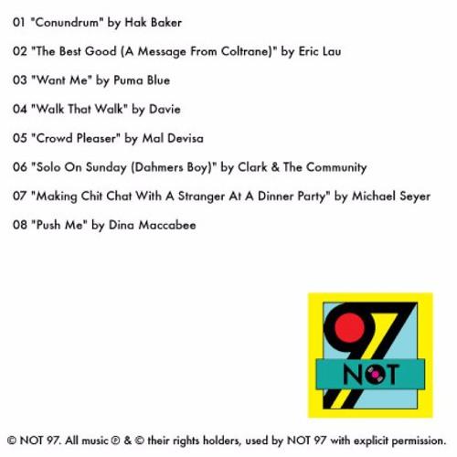 NOT97 Season Two - Episode Two [Playlist]