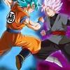 Goku vs Goku Black Rap Battle