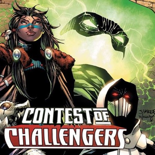 We guess you only want MORE Batman comics (Contest of Challengers)
