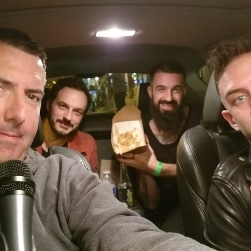 'Dystopian' Chicago band Replicant eats poutine, talks Cold Waves