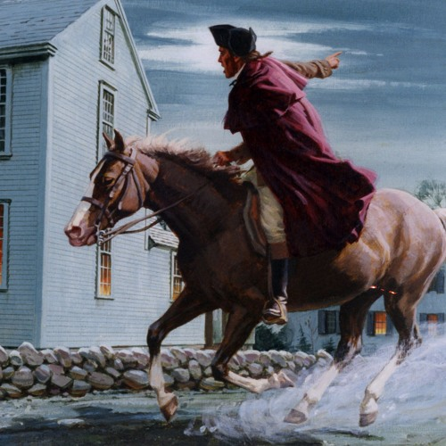 Paul Revere's Ride: A Poem by Henry Wadsworth Longfellow