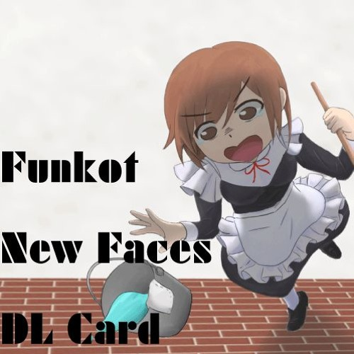 [M3-2017秋]Funkot New Faces DL Card