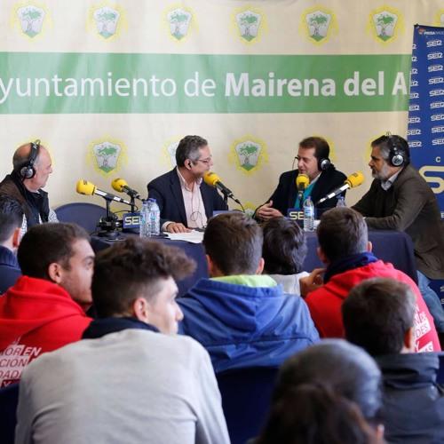20161120 El desarrollo de Mairena, su presente y su futuro en la Cadena SER