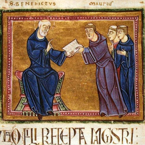 The Rule of St Benedict: A Little Rule for Beginners by Laurence Freeman OSB