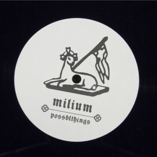 Possblthings Records 03 - Milium - Addis Abeba / Lord Stanley's Cup