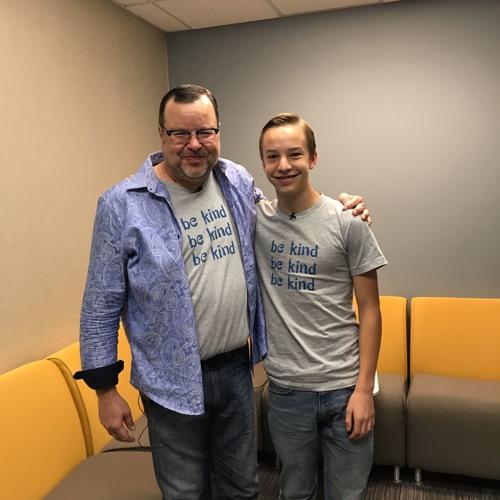 David & Isaiah: Twin Cities Film Festival!