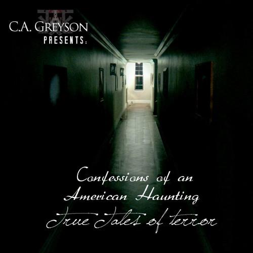 True Tales of Terror - With C.A. Greyson