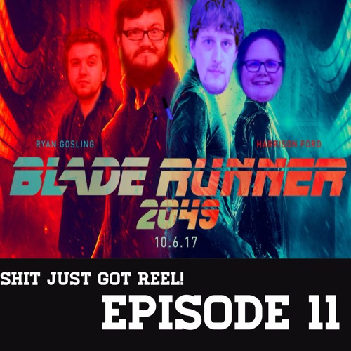 Episode 11 - The Death of Stalin, Blade Runner 2049, Ingrid Goes West, Prevenge, Halloween movies