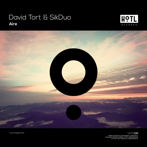 David Tort & SikDuo - Aire [TEASER - OUT OCT 30]
