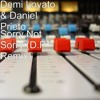 Demi Lovato Sorry Not Sorry (D.P REmix)